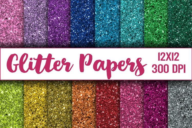 glitter digital paper, texture, scrapbook paper, printable