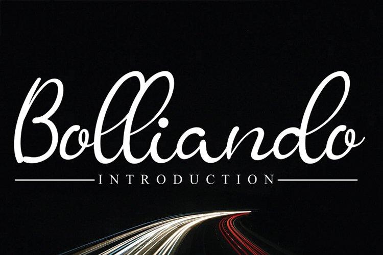 Bolliando example image 1