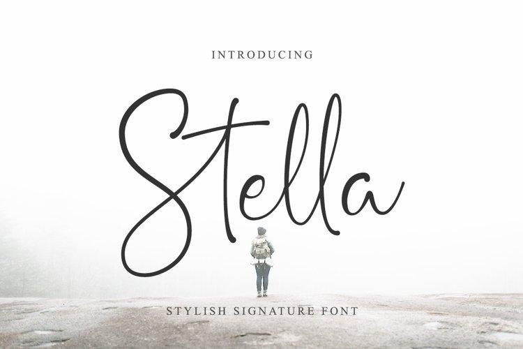Stella Signature example image 1