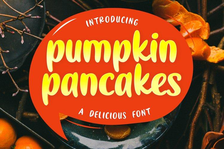 Pumpkin Pancakes example image 1