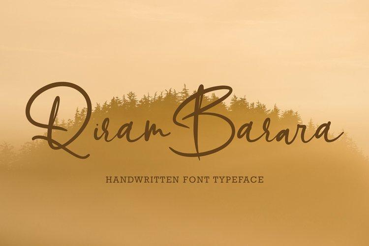 Qiram Barara example image 1