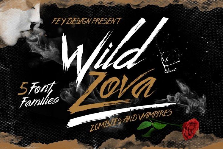 Wild Zova Family example image 1