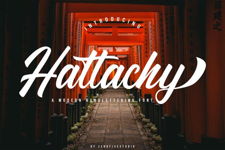 Hattachy