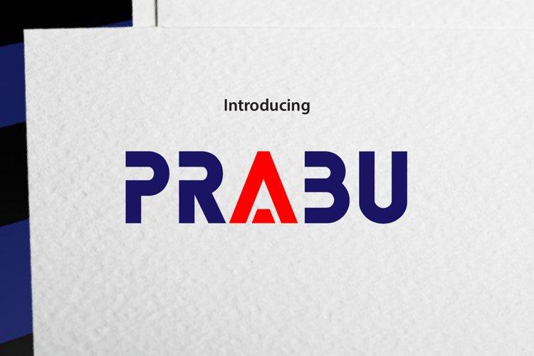 Prabu example image 1