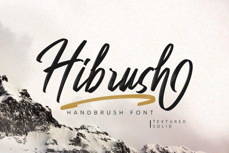 Hibrush example image 1