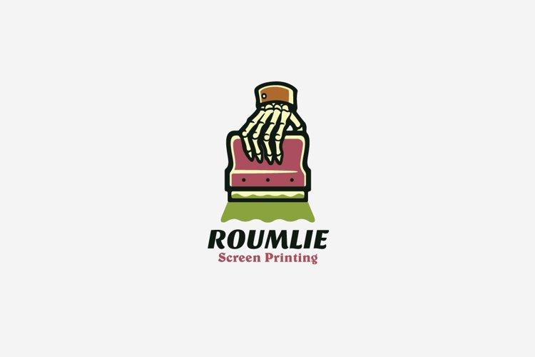 Roumlie Logo Template