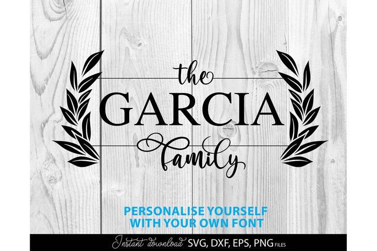 Welcome sign SVG Family sign SVG Family SVG wedding svg