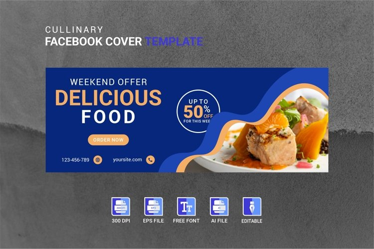 Facebook Cover Vol.3 example image 1