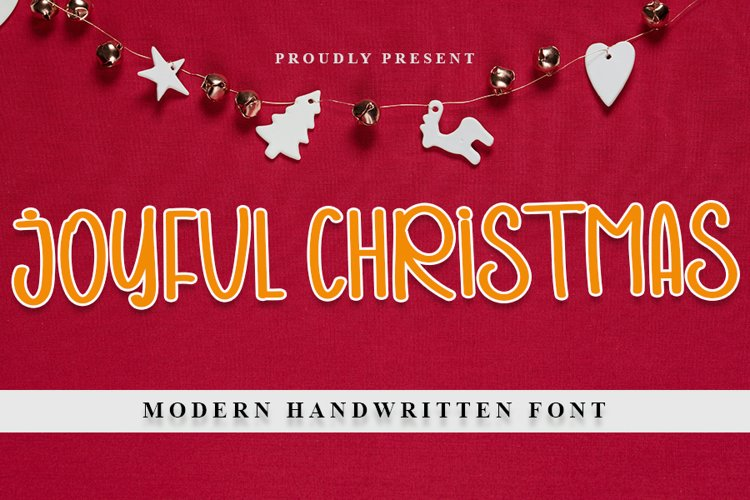 Joyful Christmas example image 1