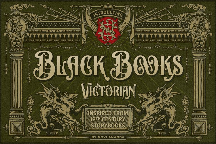 NS Blackbooks Victorian