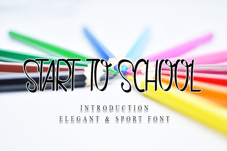 Start To School example image 1