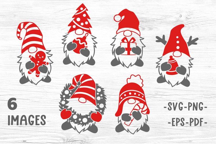 Christmas gnomes Christmas bundle svg Gnome svg bundle Xmas