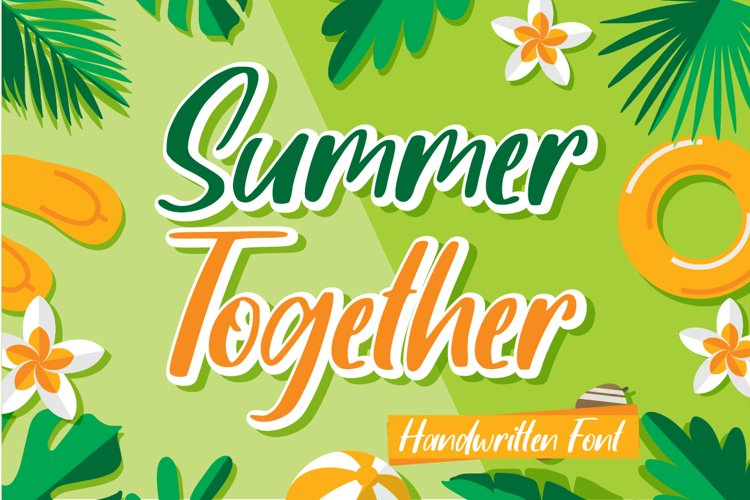 Summer Together example image 1