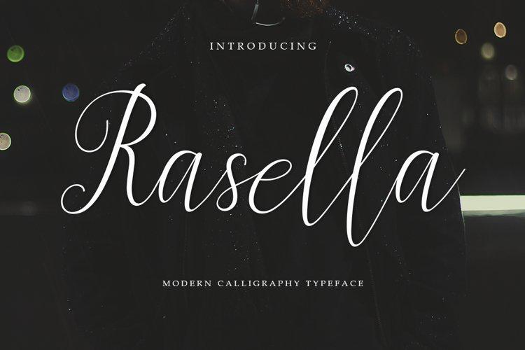 Rasella Script example image 1