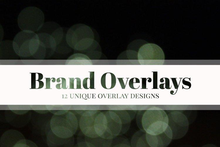 Brand Overlays example image 1