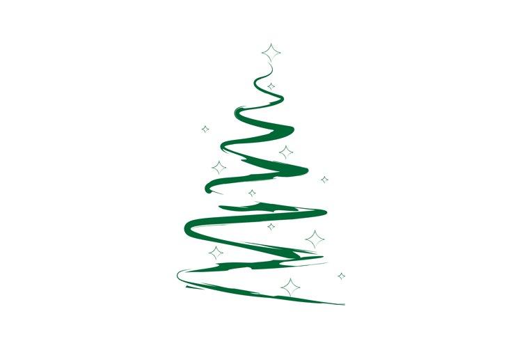 christmas tree icon 877435 icons design bundles christmas tree icon
