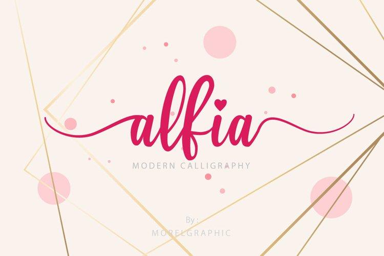 Alfia example image 1
