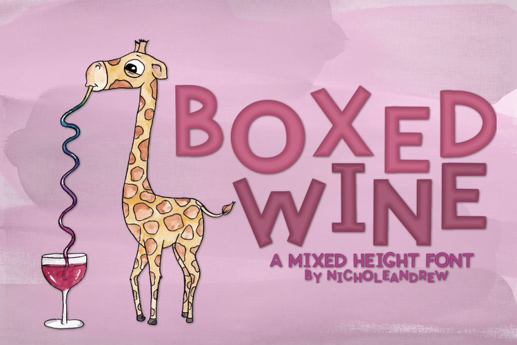 Boxed Wine example image 1