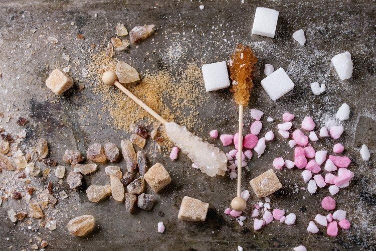 Variety of sugar example image 1