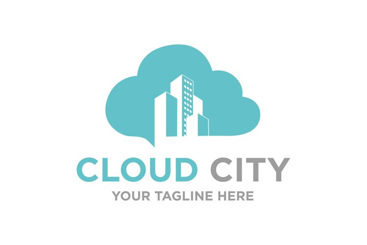 Cloud City Logo example image 1
