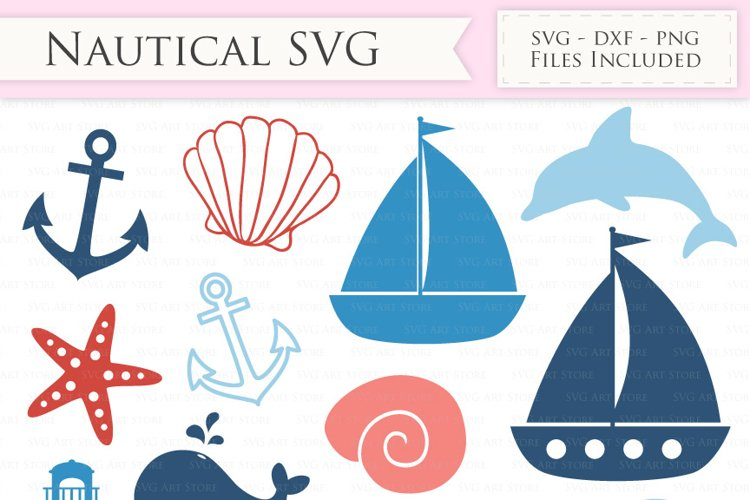 Nautical Svg Files Sailing Svg Cut Files For Cricut And Silhouette Svg Dxf Png Jpg Anchor Svg Boat Svg Seashell Svg Dolphin Svg 77177 Svgs Design Bundles