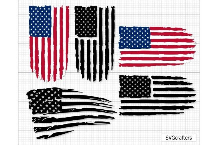 American flag svg, Patriotic 4th of july svg