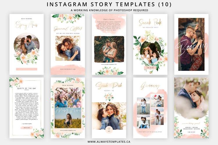 Instagram Stories Templates IGS003