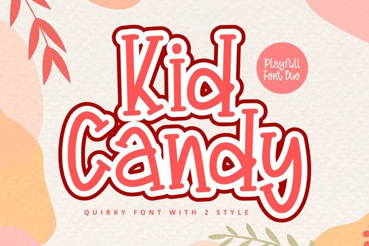 Kid Candy example image 1