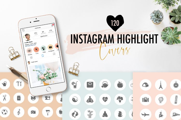Highlight Covers for Instagram