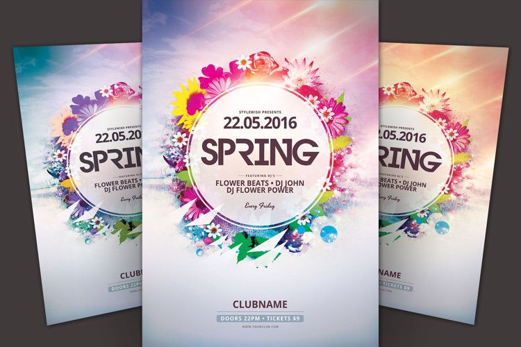 Spring Flyer example image 1