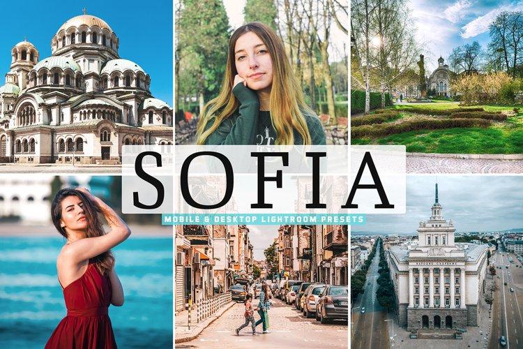 Sofia Mobile & Desktop Lightroom Presets example image 1