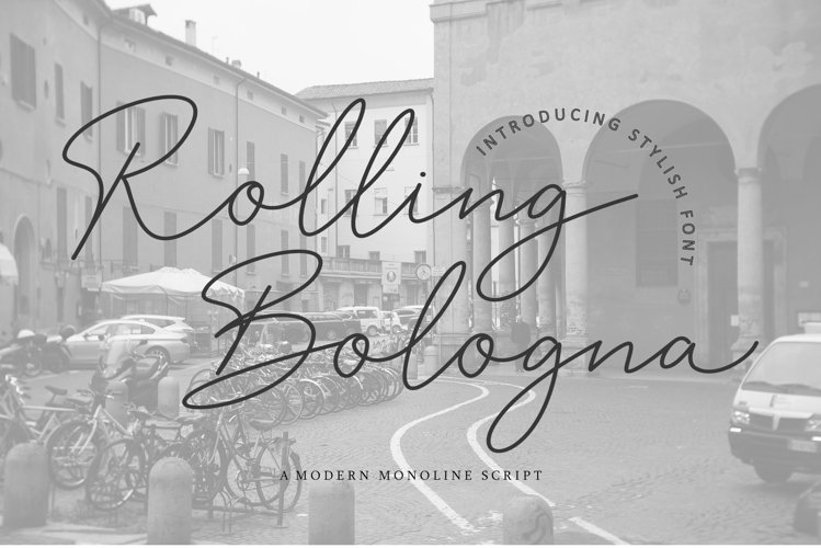 Rolling Bologna example image 1