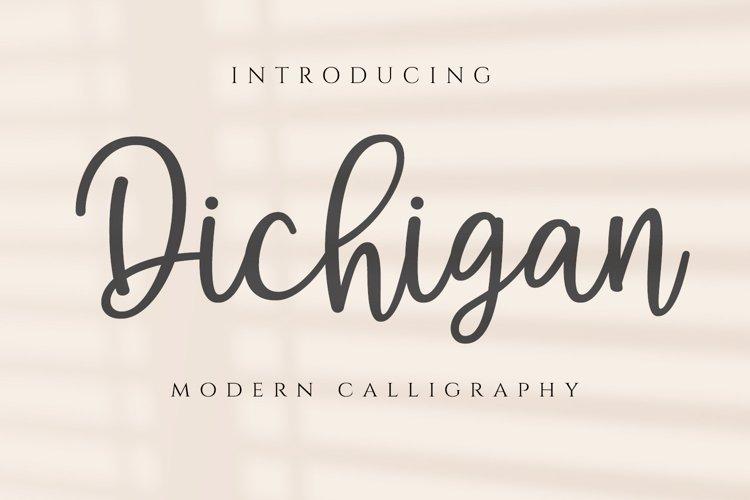 Dichigan example image 1