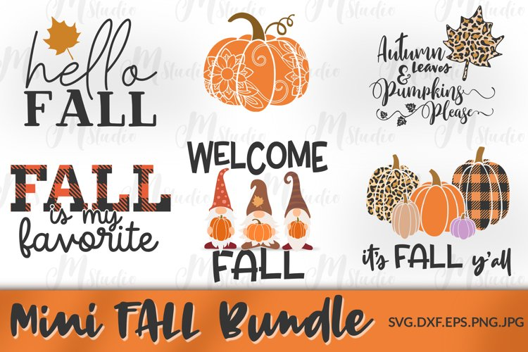 Fall SVG example image 1