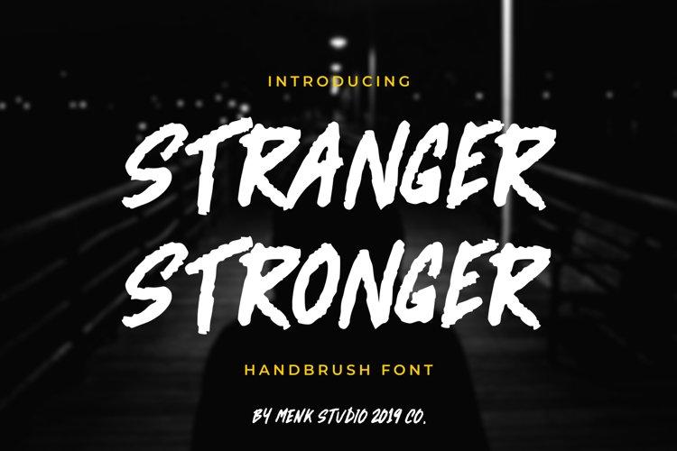Stranger Stronger example image 1