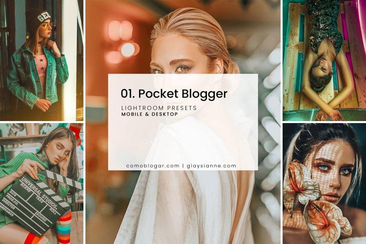 01. Pocket Blogger Presets example image 1