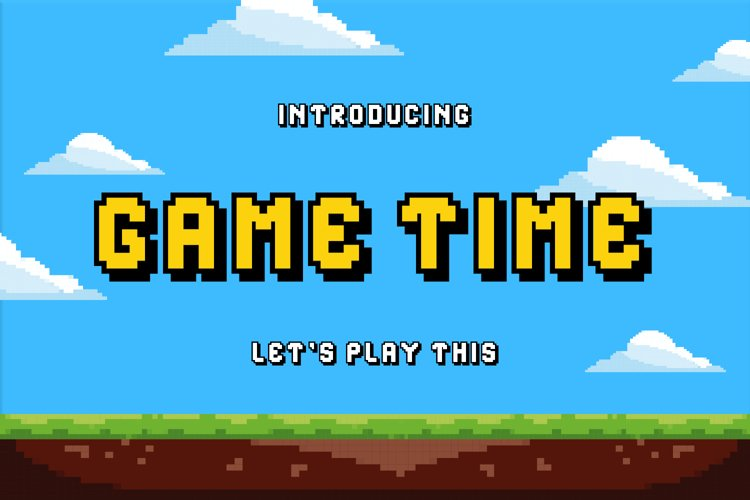 Game time example image 1