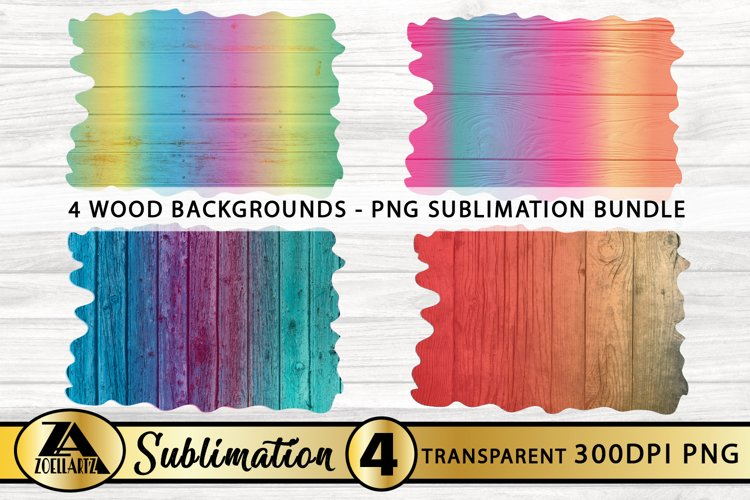 Sublimation Background Bundle Wood PNG For Sublimation example image 1