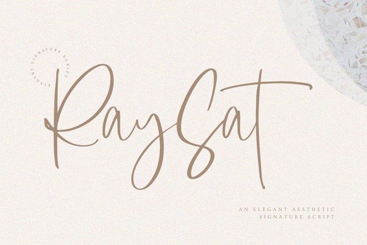 Raysat Signature example image 1