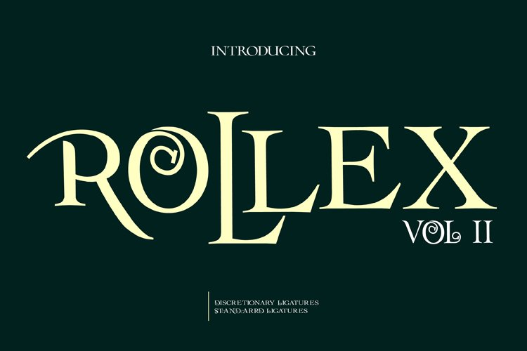 Rollex II example image 1