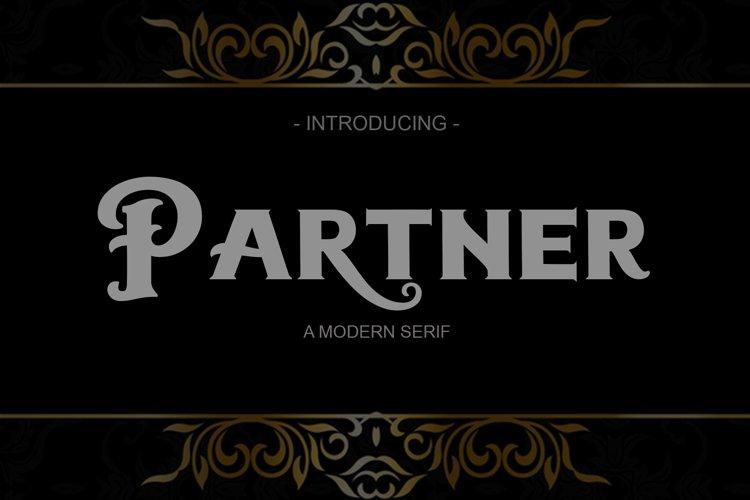 Partner | Serif