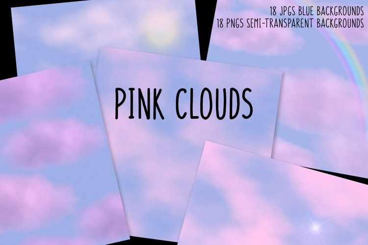 Pink Clouds example image 1