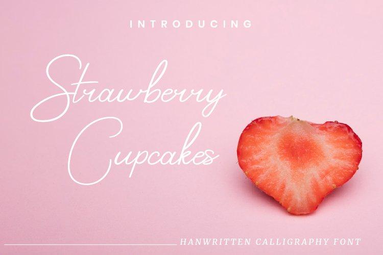 strawberry Cupcake example image 1