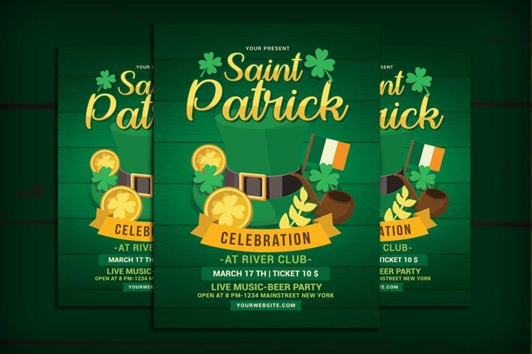 Saint Patrick Day Celebration example image 1