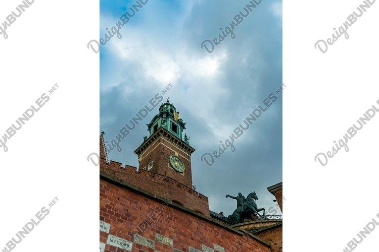 Wawel Royal Castle in Krakow, Poland example image 1