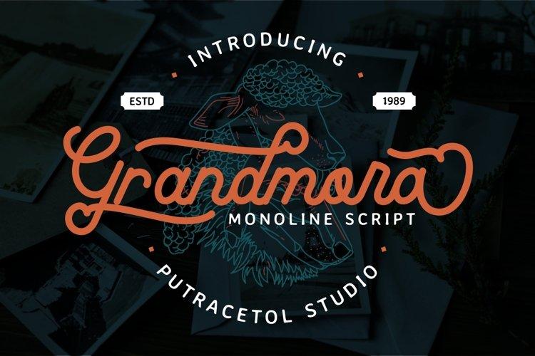 Grandmora example image 1