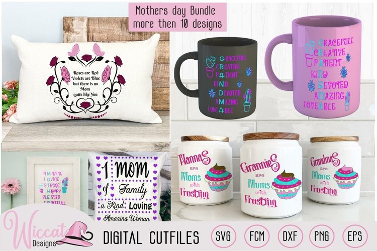 Mother quote bundle