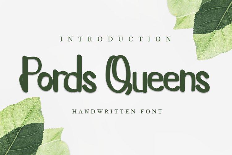 Pords Queens example image 1