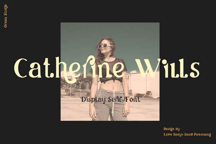Catherine Wills example image 1