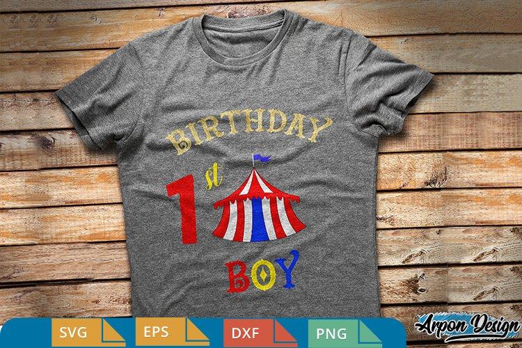 My 1st birthday, Birthday boy svg,eps,dxf,png